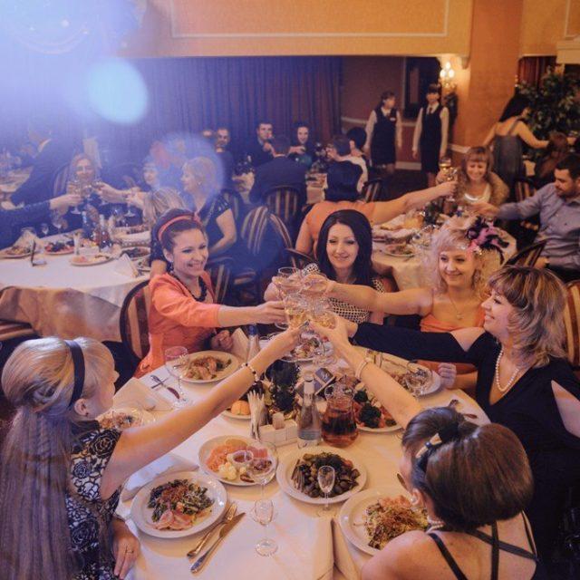 новый год ювелирного дома Кристалл