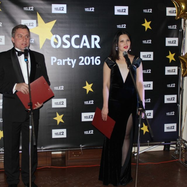 Tele2 — OSCAR party