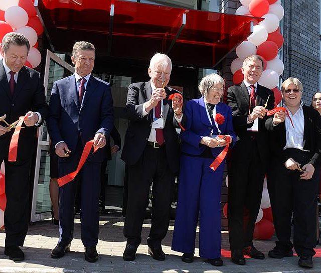 Открытие завода Kemin в Липецкой области
