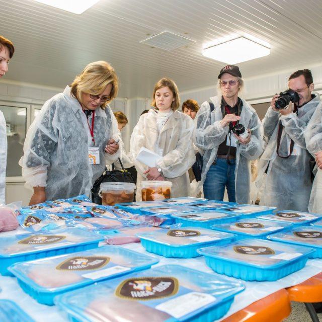 Открытие завода ТМ Черкизово в Тамбовской области
