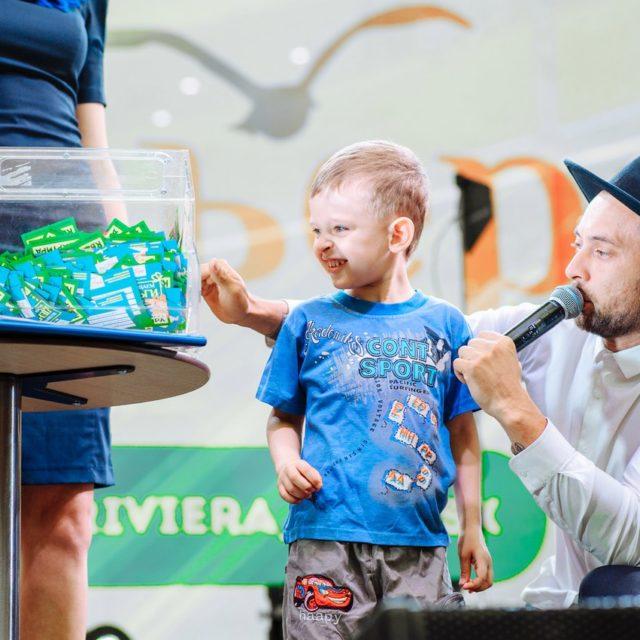 Выступление певицы Макsим и розыгрыш призов в ТРЦ «Ривьера»