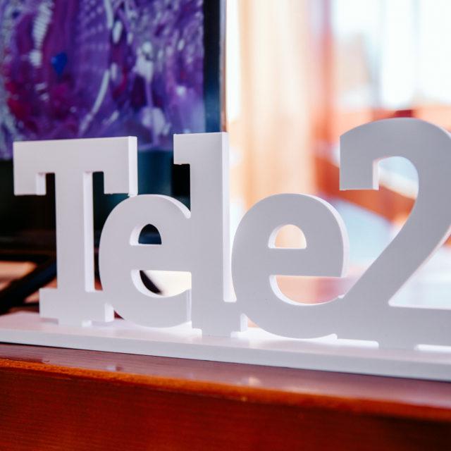 Пресс-тур для компании Теле2